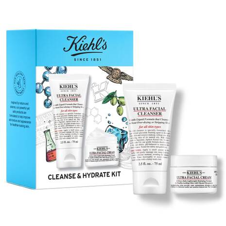 Cleanse & Hydrate Kit